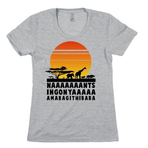 Circle of Life Womens T-Shirt