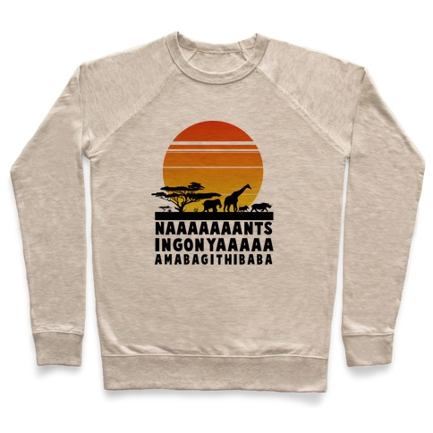 Circle of Life Pullover
