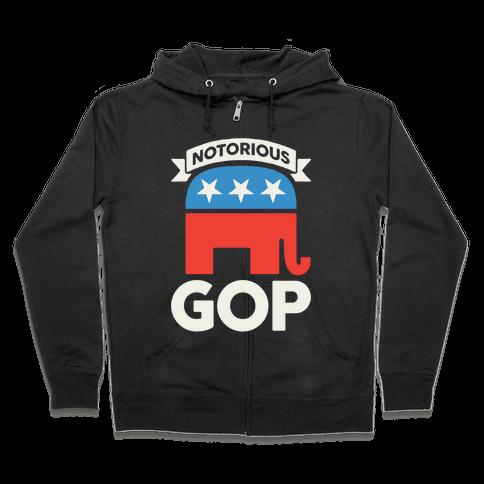 Notorious GOP Zip Hoodie