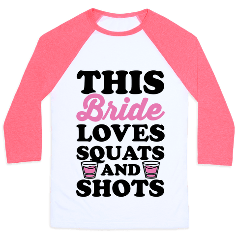 This Bride Loves Squats and Shots
