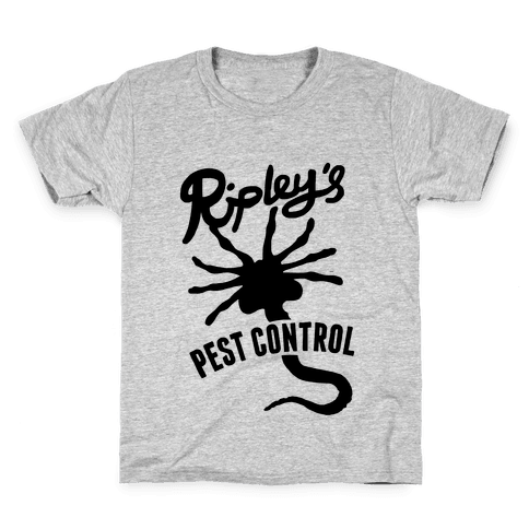 Ripley's Pest Control Kids T-Shirt