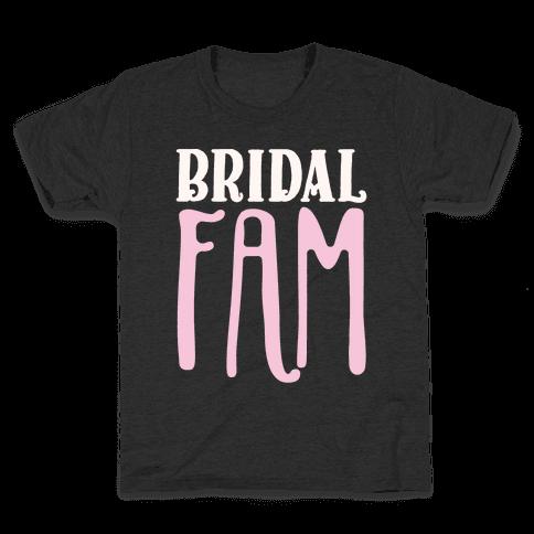 Bridal Fam Kids T-Shirt