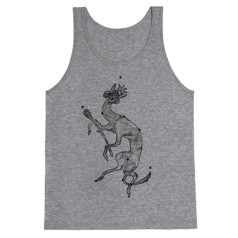 Deer God Stars Tank Top
