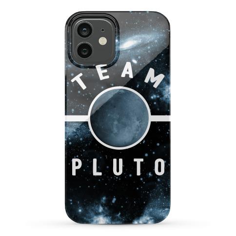 Team Pluto Phone Case