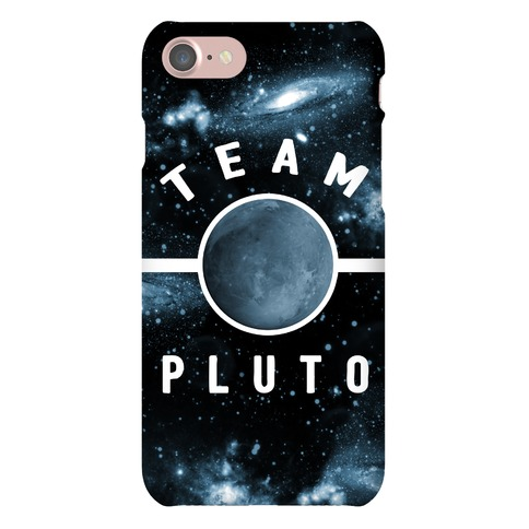 Team Pluto Phone Case