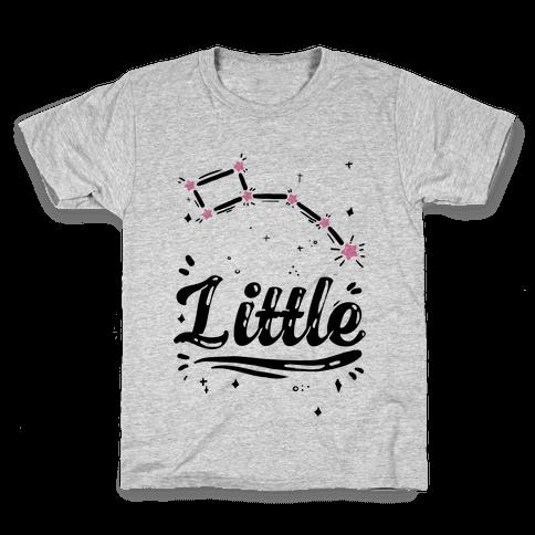 Dippers (Little Dipper) Kids T-Shirt