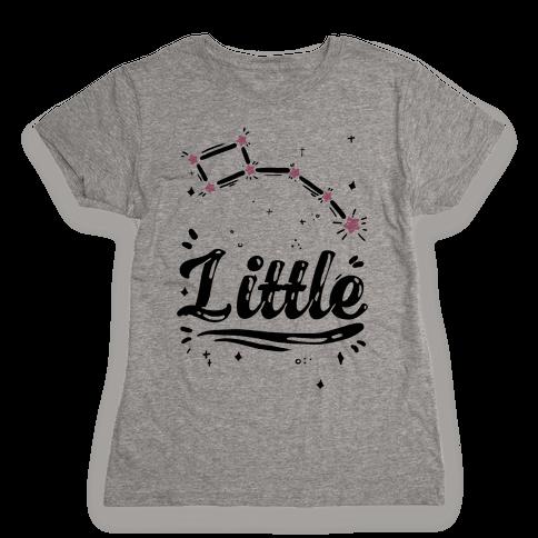 Dippers (Little Dipper) Womens T-Shirt