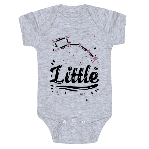 Dippers (Little Dipper) Baby Onesy