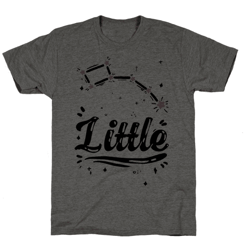 Dippers (Little Dipper) Mens T-Shirt