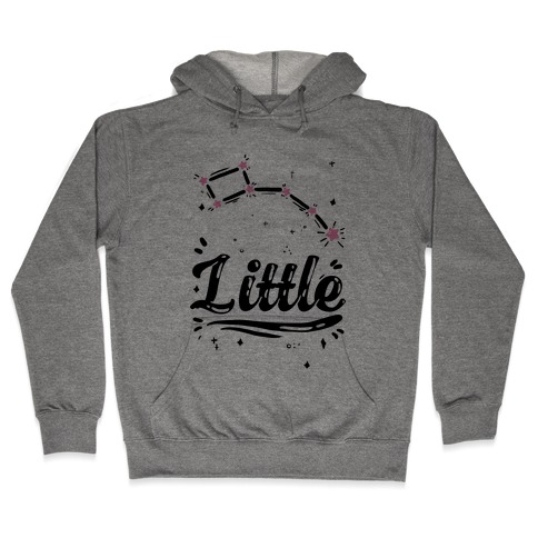 Dippers (Little Dipper) Hooded Sweatshirt