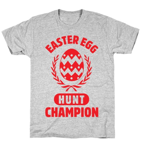 Easter Egg Hunt Champion T-Shirt