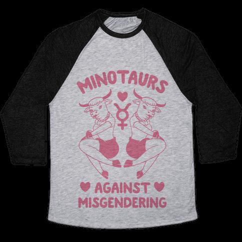 Minotaurs Against Misgendering