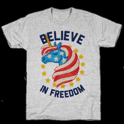 Believe In Freedom