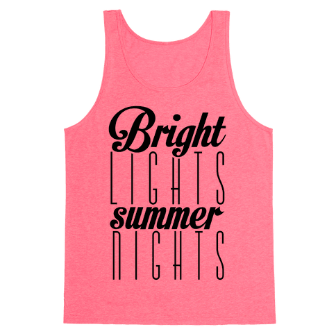 Summer Nights Tank Top