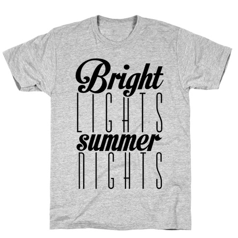 Summer Nights T-Shirt