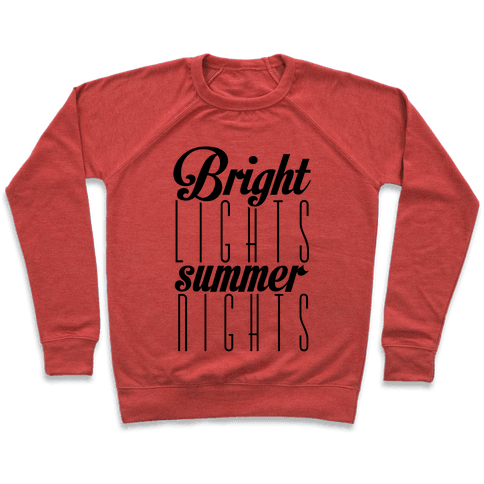 Summer Nights Pullover