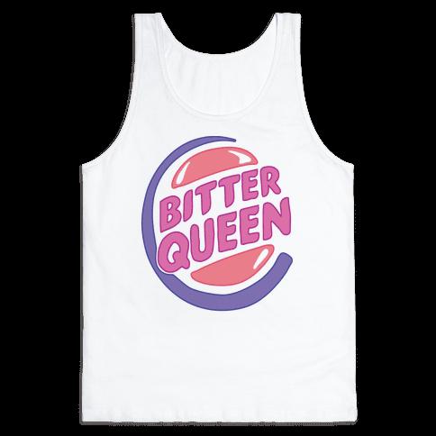 Bitter Queen Parody Tank Top