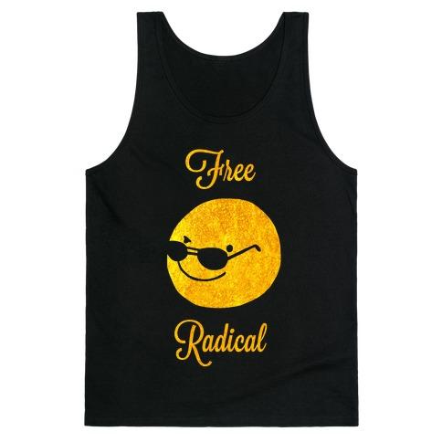 Free Radical Tank Top