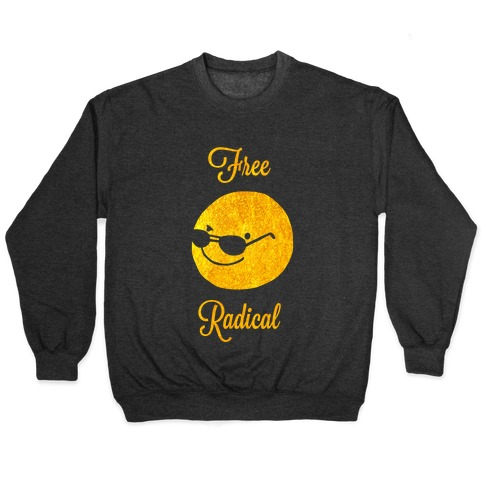 Free Radical Pullover