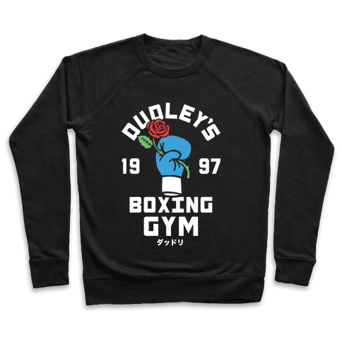 Dudley's Boxing Gym Pullover