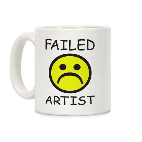 Failed Artist Coffee Mug