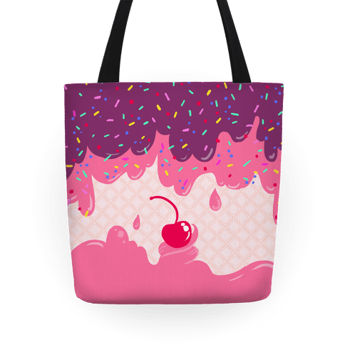 Sweet as Frosting Tote