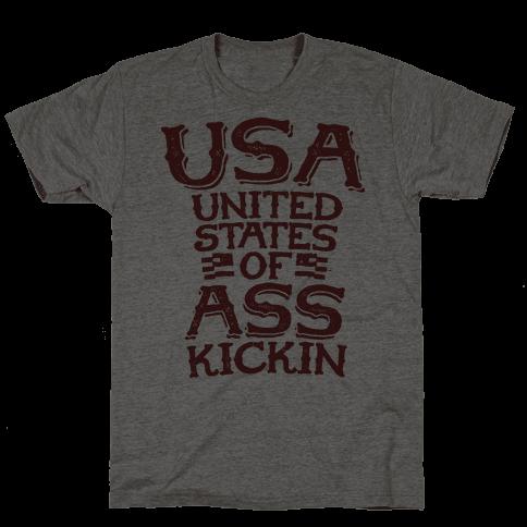 United States of Ass Kickin