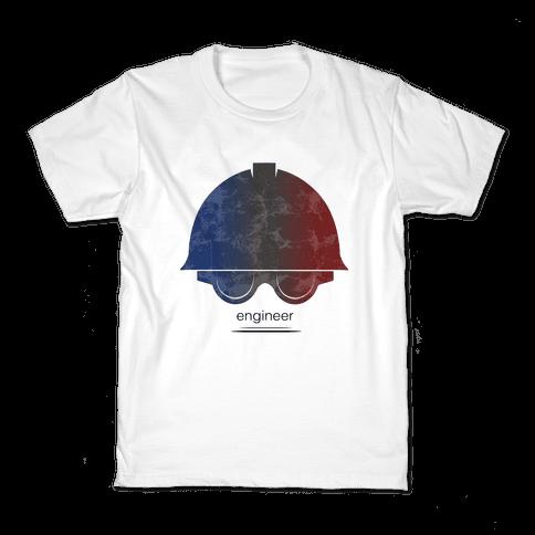 Team Fortress 2 (Engineer) Kids T-Shirt
