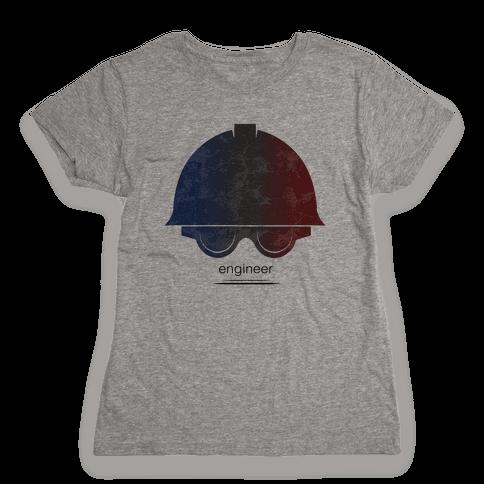 Team Fortress 2 (Engineer) Womens T-Shirt