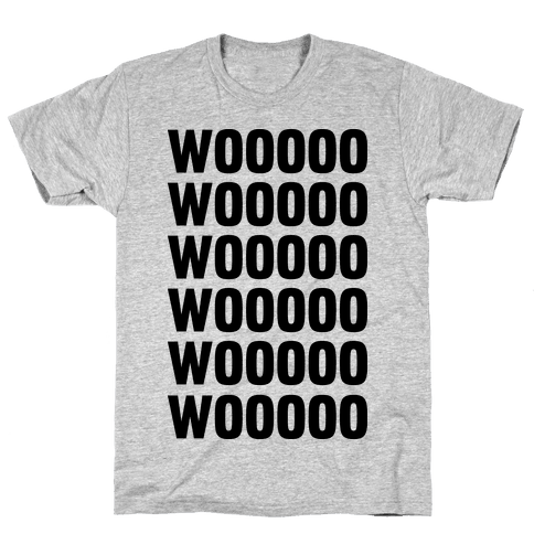 Woo Guy Mens T-Shirt