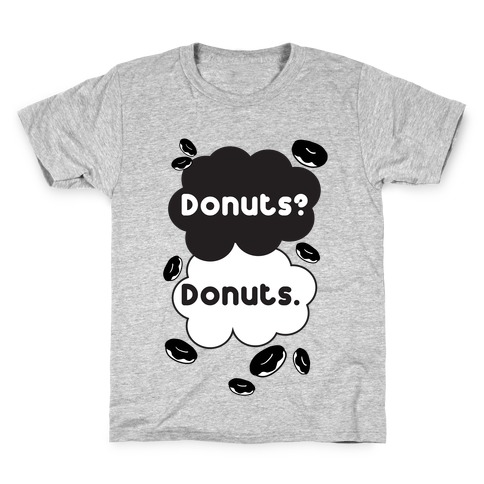 The Fault In Our Diets Kids T-Shirt