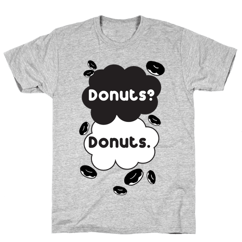 The Fault In Our Diets Mens T-Shirt