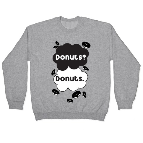 The Fault In Our Diets Pullover