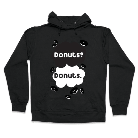 The Fault In Our Diets Hooded Sweatshirt