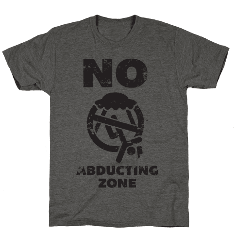No Abducting Zone (yellow)