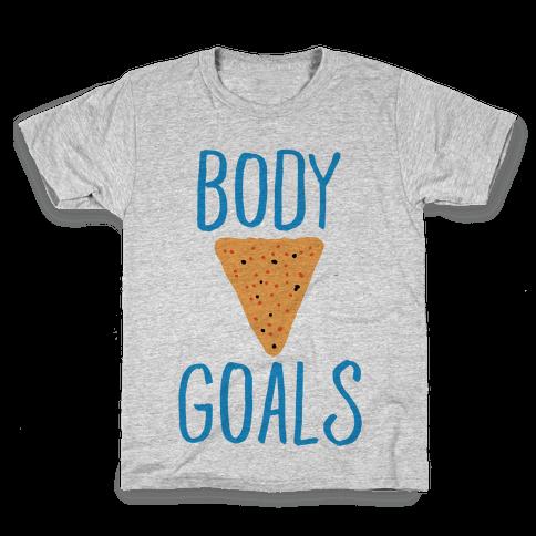 Body Goals Kids T-Shirt