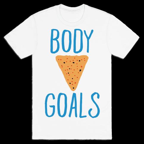 Body Goals Mens T-Shirt