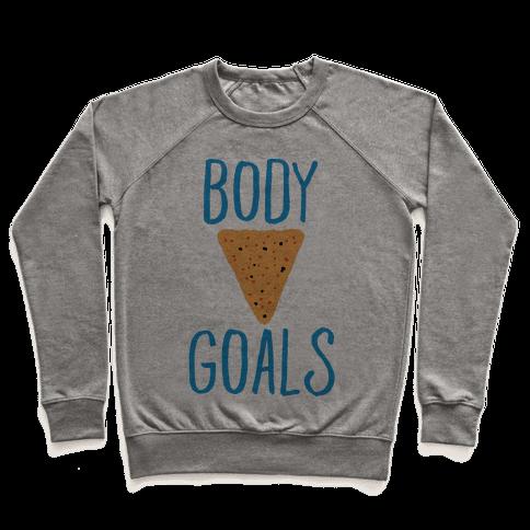 Body Goals Pullover