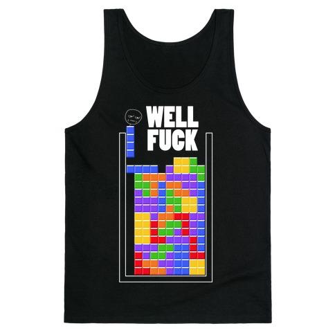 Tetris Tank Top