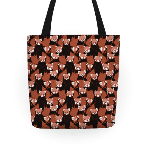 Cute Red Pandas Pattern