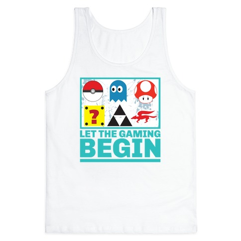 Start the Gaming Tank Top