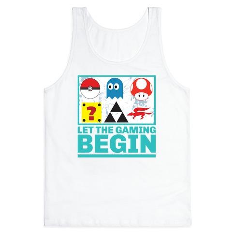 Start the Gaming Tank Top