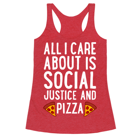 Social Justice And Pizza