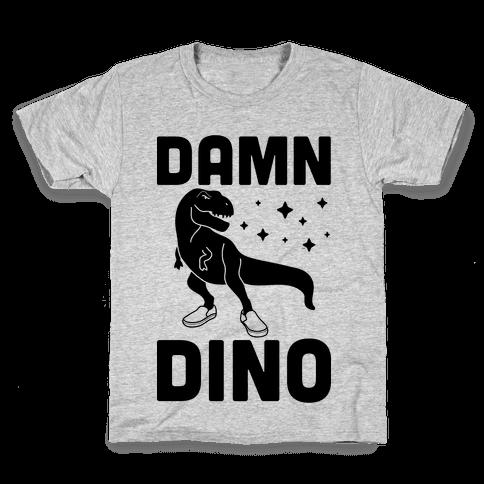 Damn Dino Kids T-Shirt