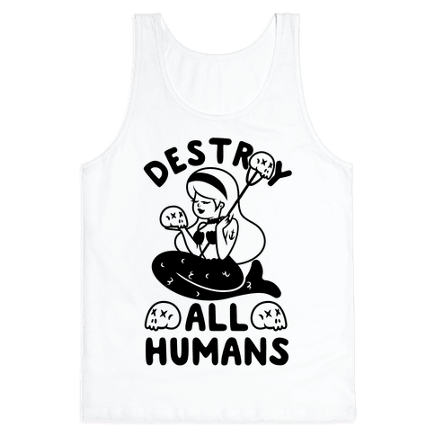 Destroy All Humans Tank Top