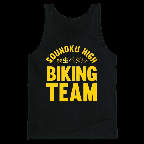 Souhoku High Biking Team Tank Top