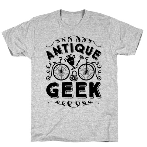 Antique Geek T-Shirt