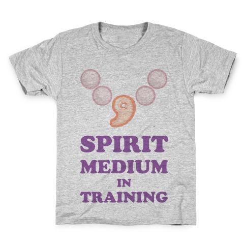 Spirit Medium In Training Kids T-Shirt