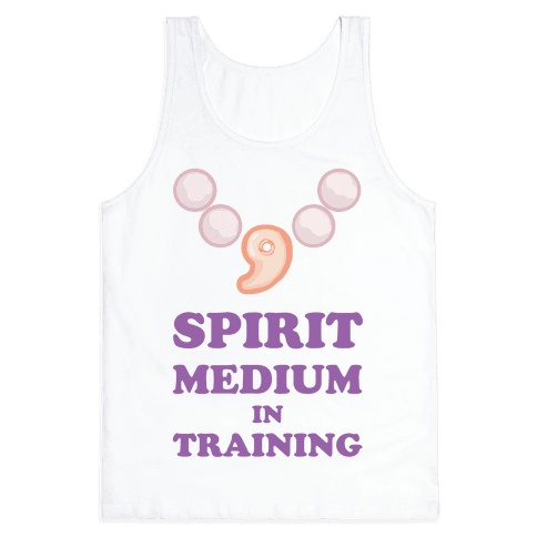 Spirit Medium In Training Tank Top
