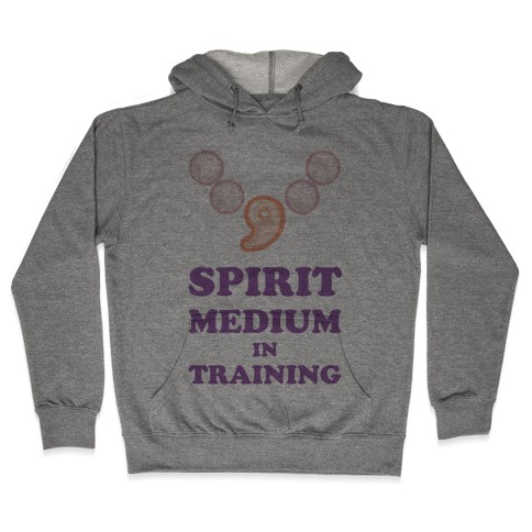 Spirit Medium In Training Hooded Sweatshirt